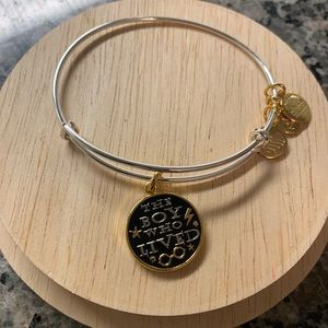 Alex and Ani The Boy Who Lived Bangle